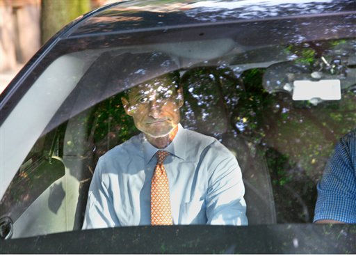 "<div class=""meta ""><span class=""caption-text "">Rep. Anthony Weiner, D-N.Y., leaves his home in the Queens borough of New York Friday morning, June  10, 2011. After days of denials,  Weiner admitted earlier in the week that he had Tweeted sexually charged messages and photos to at least six women and lied about it.  (AP Photo/David Karp) (AP Photo/ DAVID KARP)</span></div>"