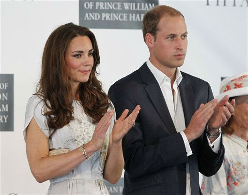 Prince William and Kate, the Duke and Duchess of Cambridge, attend a charity polo match at the Santa Barbara Polo &amp; Racquet Club in Carpinteria, Calif., on Saturday, July 9, 2011. The event is held in support of The American Friends of The Foundation of Prince William and Prince Harry. &#40;AP Photo&#47;Alex Gallardo, pool&#41; <span class=meta>(AP Photo&#47; Alex Gallardo)</span>