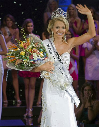 1 of 13: Miss Teen USA 2011 Danielle Doty, 18, of Harlingen, Texas, ...