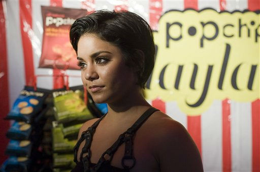 "<div class=""meta ""><span class=""caption-text "">Actress and singer Vanessa Hudgens poses during a party for Fashion's Night Out in Manhattan, Thursday, Sept. 8, 2011. (AP Photo/Dan Balilty) (AP Photo/ Dan Balilty)</span></div>"