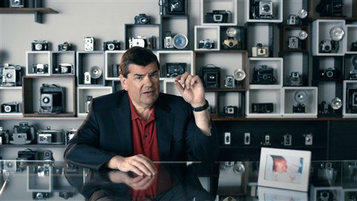 This advertisement provided by Best Buy, shows an ad starring Internet innovator Philippe Kahn, creator of the camera phone. The ad will be aired during Super Bowl XLVI, Sunday, Feb. 5, 2012. &#40;AP Photo&#47;Best Buy&#41; <span class=meta>(AP Photo&#47; Anonymous)</span>