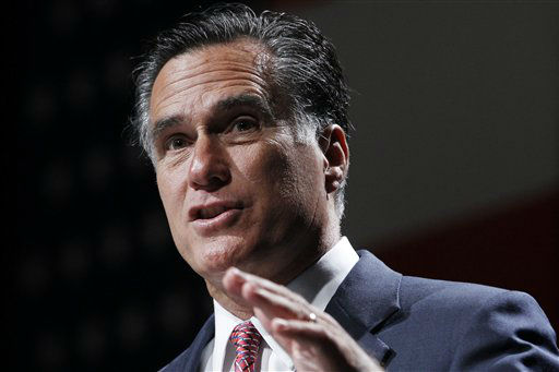 "<div class=""meta image-caption""><div class=""origin-logo origin-image ""><span></span></div><span class=""caption-text"">FILE - In this June 21, 2012 file photo, Republican presidential candidate, former Massachusetts Gov. Mitt Romney campaigns in Orlando, Fla. On health care, Romney's position is clear, as is that of President Barack Obama. Obama defends his federal health care overhaul and Romney opposes it. But come next week, when the Supreme Court rules on the constitutionality of the law, both sides are certain to scramble for political gain no matter the outcome.  (AP Photo/Charles Dharapak, File) (AP Photo/ Charles Dharapak)</span></div>"