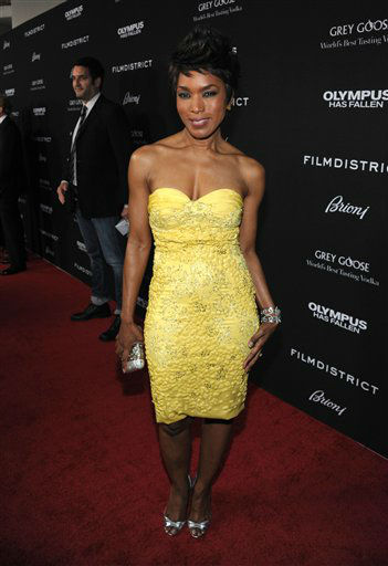 Angela Bassett arrives at the premiere of &#34;Olympus Has Fallen&#34; at the ArcLight Theatre on Monday, March 18, 2013 in Los Angeles. &#40;Photo by John Shearer&#47;Invision&#47;AP&#41; <span class=meta>(Photo&#47;John Shearer)</span>
