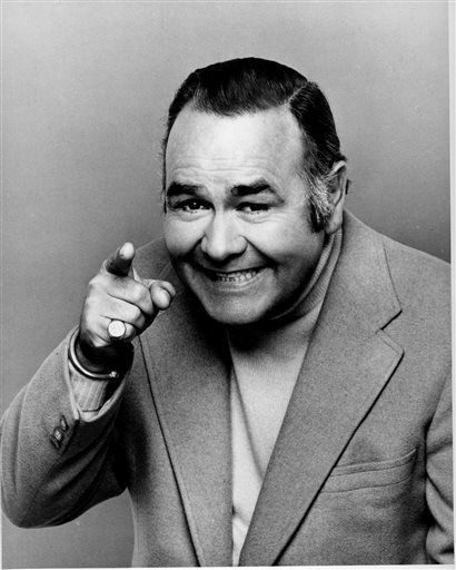 This undated file image shows comedian and actor Jonathan Winters. Winters, whose breakneck improvisations inspired Robin Williams, Jim Carrey and many others, died Thursday, April 11, 2013, at his Montecito, Calif., home of natural causes. He was 87. (AP Photo, file)