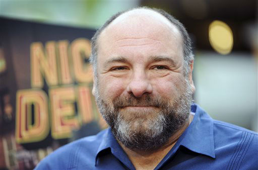 FILE - This May 20, 2013 file photo shows actor James Gandolfini at the LA premiere of &#34;Nicky Deuce&#34; in Los Angeles. HBO and the managers for Gandolfini say the actor died Wednesday, June 19, 2013, in Italy. He was 51. &#40;Photo by Richard Shotwell&#47;Invision&#47;AP, file&#41; <span class=meta>(Photo&#47;Richard Shotwell)</span>