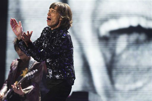 "<div class=""meta image-caption""><div class=""origin-logo origin-image ""><span></span></div><span class=""caption-text"">Mick Jagger of The Rolling Stones performs in concert on Saturday, Dec. 8, 2012 in New York. (Photo by Charles Sykes/Invision/AP) (Photo/Charles Sykes)</span></div>"