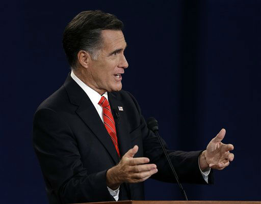 "<div class=""meta ""><span class=""caption-text "">ROMNEY: Obama's health care plan ""puts in place an unelected board that's going to tell people ultimately what kind of treatments they can have. I don't like that idea.""  THE FACTS: Romney is referring to the Independent Payment Advisory Board, a panel of experts that would have the power to force Medicare cuts if costs rise beyond certain levels and Congress fails to act. But Obama's health care law explicitly prohibits the board from rationing care, shifting costs to retirees, restricting benefits or raising the Medicare eligibility age. So the board doesn't have the power to dictate to doctors what treatments they can prescribe.  Romney seems to be resurrecting the assertion that Obama's law would lead to rationing, made famous by former Alaska Gov. Sarah Palin's widely debunked allegation that it would create ""death panels.""  The board has yet to be named, and its members would ultimately have to be confirmed by the Senate. Health care inflation has been modest in the last few years, so cuts would be unlikely for most of the rest of this decade.   (AP Photo/Charlie Neibergall) (AP Photo/ Charlie Neibergall)</span></div>"