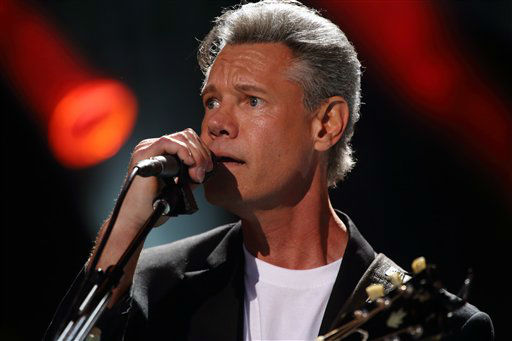"<div class=""meta ""><span class=""caption-text "">Randy Travis performs at the 2013 CMA Music Festival at LP Field on Friday June 7, 2013 in Nashville Tennessee.(Photo by John Davisson/Invision/AP) (Photo/John Davisson)</span></div>"