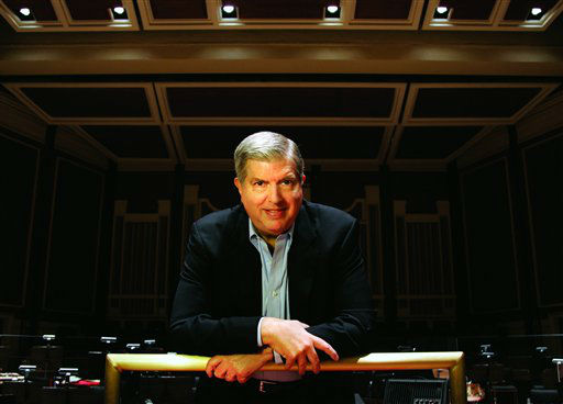 FILE - This undated file image originally provided by Columbia Artists Management Inc. LLC shows Marvin Hamlisch. Hamlisch, a conductor and award-winning composer best known for the torch song &#34;The Way We Were,&#34; died Monday, Aug. 6, 2012 in Los Angeles. He was 68. &#40;AP Photo&#47;Columbia Artists Management Inc. LLC, Jason Cohn&#41; <span class=meta>(AP Photo&#47; Jason Cohn)</span>