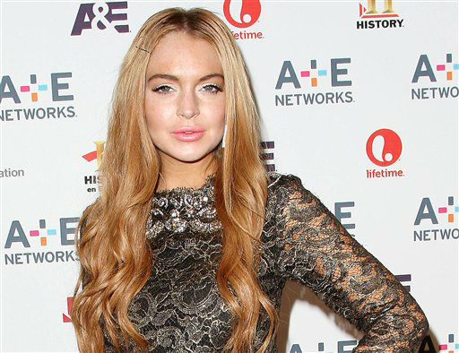 "<div class=""meta ""><span class=""caption-text "">FILE - In this May 9, 2012 file photo, actress Lindsay Lohan arrives at the A&E Networks 2012 Upfront at Lincoln Center in New York. Amid ongoing legal issues, a recent car crash and run-in with paramedics, Lindsay Lohan has secured her next movie role. Producer Braxton Pope says Lohan will play a starring role in ""The Canyons,"" with Paul Schrader set to direct. (AP Photo/Starpix, Kristina Bumphrey, file) (AP Photo/ Kristina Bumphrey)</span></div>"
