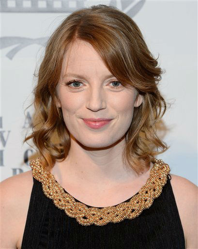Sarah Polley attends the 79th Annual New York Film Critics Circle Awards at the Edison Ballroom on Monday, Jan. 6, 2014 in New York. (Photo by Evan Agostini/Invision/AP)