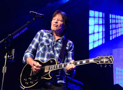 John Fogerty and Creedence Clearwater Revival - &#34;Fortunate Son&#34;: 14 percent <span class=meta>(Photo&#47;Owen Sweeney)</span>