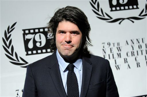 J.C. Chandor attends the 79th Annual New York Film Critics Circle Awards at the Edison Ballroom on Monday, Jan. 6, 2014 in New York. (Photo by Evan Agostini/Invision/AP)