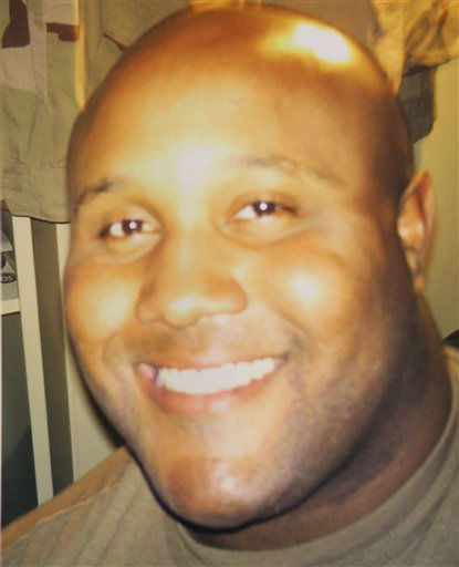 "<div class=""meta ""><span class=""caption-text "">This undated photo released by the Los Angeles Police Department shows suspect Christopher Dorner, a former Los Angeles officer.  Dorner, who was fired from the LAPD in 2008 for making false statements, is linked to a weekend killing in which one of the victims was the daughter of a former police captain who had represented him during the disciplinary hearing. Authorities believe Dorner opened fire early Thursday on police in cities east of Los Angeles, killing an officer and wounding another.  Police issued a statewide ""officer safety warning"" and police were sent to protect people named in the posting that was believed to be written by Dorner.  (AP Photo/Los Angeles Police Department) (AP Photo/ HOPD)</span></div>"