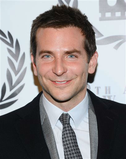 Actor Bradley Cooper attends the 79th Annual New York Film Critics Circle Awards at the Edison Ballroom on Monday, Jan. 6, 2014 in New York. &#40;Photo by Evan Agostini&#47;Invision&#47;AP&#41; <span class=meta>(Photo&#47;Evan Agostini)</span>