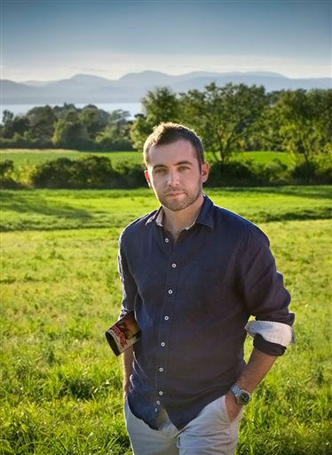 "<div class=""meta image-caption""><div class=""origin-logo origin-image ""><span></span></div><span class=""caption-text"">This undated photo provided by Blue Rider Press/Penguin shows award-winning journalist and war correspondent Michael Hastings. Hastings, an award-winning journalist and war correspondent, died early Tuesday, June 18, 2013 in a car accident in Los Angeles, his employer and family said. (AP Photo/Blue Rider Press/Penguin) (AP Photo/ Uncredited)</span></div>"