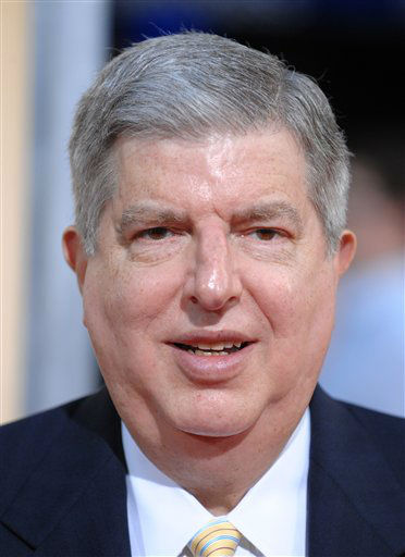 FILE - This Sept. 15, 2009 file photo shows composer Marvin Hamlisch attending the premiere of &#34;The Informant&#34; at The Ziegfeld Theatre in New York. Hamlisch, a conductor and award-winning composer best known for the torch song &#34;The Way We Were,&#34; died Monday, Aug. 6, 2012 in Los Angeles. He was 68. &#40;AP Photo&#47;Peter Kramer, file&#41; <span class=meta>(AP Photo&#47; Peter Kramer)</span>
