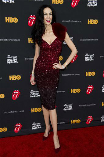 L&#39;Wren Scott attends &#34;The Rolling Stones Crossfire Hurricane&#34; premiere on Tuesday, Nov. 13, 2012 in New York. &#40;Photo by Charles Sykes&#47;Invision&#47;AP&#41; <span class=meta>(Photo&#47;Charles Sykes)</span>