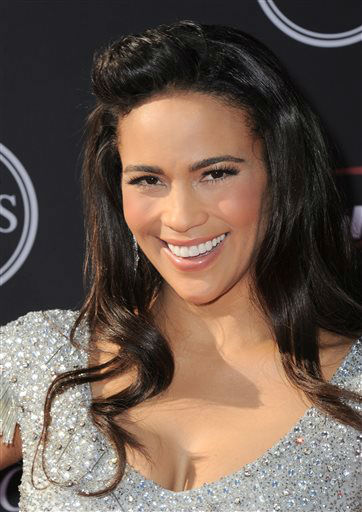 "<div class=""meta ""><span class=""caption-text "">Actress Paula Patton arrives at the ESPY Awards on Wednesday, July 17, 2013, at Nokia Theater in Los Angeles. (Photo by Jordan Strauss/Invision/AP) (Photo/Jordan Strauss)</span></div>"