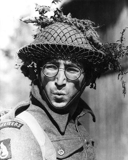 Beatle John Lennon appears as Private Gripweed in his first dramatic role in the 1967 movie &#34;How I Won the War,&#34; filmed on location in Spain.  &#40;AP Photo&#41; <span class=meta>(AP Photo&#47; XNBG)</span>
