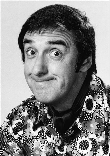 Actor  Jim Nabors on Feb. 8, 1972, went with Bob Hope on his annual Christmas show for U.S. servicemen overseas. &#40;AP Photo&#41; <span class=meta>(AP Photo&#47; R4, N    XCJ)</span>