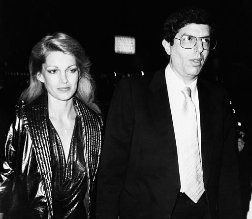 Cindy Garvey, estranged wife of ballplayer Steve Garvey, is escorted by songwriter Marvin Hamlisch to the opening of the Broadway play &#34;Crimes of the Heart,&#34; Nov. 5, 1981, in New York.  &#40;AP Photo&#41; <span class=meta>(AP Photo&#47; ZELIN)</span>
