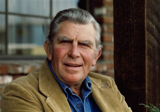 "<div class=""meta image-caption""><div class=""origin-logo origin-image ""><span></span></div><span class=""caption-text"">Actor Andy Griffith, Jan. 19, 1983. (AP Photo/Wally Fong) </span></div>"