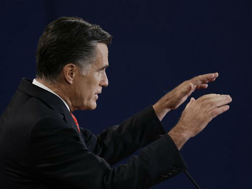 "<div class=""meta ""><span class=""caption-text "">ROMNEY: ""Right now, the CBO says up to 20 million people will lose their insurance as Obamacare goes into effect next year.""  THE FACTS: Romney is making selective use of the Congressional Budget Office's March findings on how employers might adjust to the new health law. The neutral Washington scorekeeper actually gave Congress four scenarios - ranging from a net increase in employer-provided coverage for 3 million people to the decrease of 20 million that Romney cited.  Here's why: The law offers tax incentives for companies with more than 50 workers that provide coverage and penalties for those that don't. The analysis says it's difficult to say how companies will behave, with some making a purely economic calculation and others concluding that continuing coverage may be essential to pleasing workers in a competitive environment. ""As a result, any projections of those effects are clearly quite uncertain,"" the study's authors concluded.   (AP Photo/David Goldman) (AP Photo/ David Goldman)</span></div>"