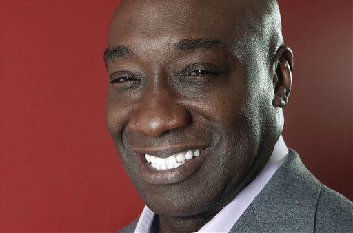 This Wednesday, Jan. 11, 2012 photo shows actor Michael Clarke Duncan in New York. Duncan has died at the age of 54, his fiancee said on Monday, Sept. 3, 2012. &#40;AP Photo&#47;Carlo Allegri&#41; <span class=meta>(AP Photo&#47; Carlo Allegri)</span>