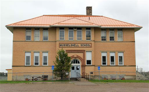 This image provided by Carroll Van West and released by The National Trust for Historic Preservation shows the Musselshell School in Montana. The trust released its 2013 list of 11 Most Endangered Historic place and historic rural schoolhouses in Montana are on the list. Montana is still using more historic one- and two-room schoolhouses than any other state, but preservationists say the school buildings are at risk because the state?s population is shifting to urban centers. &#40;AP Photo&#47;Carroll Van West&#41; <span class=meta>(AP Photo&#47; Caroll Van West)</span>
