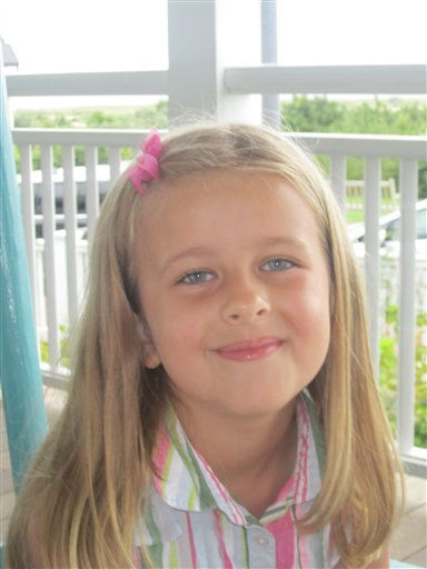 "<div class=""meta ""><span class=""caption-text "">This image provided by the family shows Grace McDonnell posing for a portrait in this family photo taken Aug. 18, 2012. Grace McDonnell was killed Friday, Dec. 14, 2012, when a gunman opened fire at Sandy Hook elementary school in Newtown, Conn., killing 26 children and adults at the school. (AP Photo/Courtesy of the McDonnell Family) (AP Photo/ Family Photo)</span></div>"