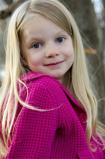 This 2012 photo provided by the family shows Emilie Alice Parker. Parker was killed Friday, Dec. 14, 2012, when a gunman opened fire at Sandy Hook elementary school in Newtown, Conn., killing 26 children and adults at the school. &#40;AP Photo&#47;Courtesy of the Parker Family&#41; <span class=meta>(AP Photo&#47; Uncredited)</span>