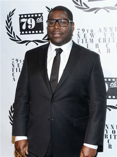 Best Director winner Steve McQueen attends the 79th Annual New York Film Critics Circle Awards at the Edison Ballroom on Monday, Jan. 6, 2014 in New York. (Photo by Evan Agostini/Invision/AP)