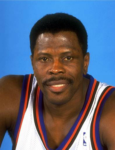 New York Knicks Patrick Ewing is shown in this 1997 photo. &#40;AP Photo&#41; <span class=meta>(AP Photo&#47; Anonymous)</span>