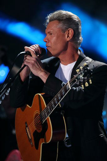Randy Travis performs at the 2013 CMA Music Festival at LP Field on Friday June 7, 2013 in Nashville Tennessee.&#40;Photo by John Davisson&#47;Invision&#47;AP&#41; <span class=meta>(Photo&#47;John Davisson)</span>