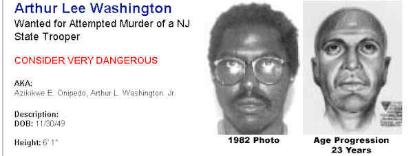Photos of New Jersey's most wanted provided by New Jersey State Police.
