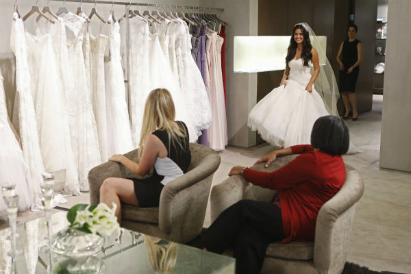 "<div class=""meta ""><span class=""caption-text "">THE BACHELOR: SEAN AND CATHERINE'S WEDDING - Sean Lowe and Catherine Giudici, the latest to join other ""Bachelor"" couples who have walked down the aisle, will share a dramatic new chapter of their love story with millions of viewers and Bachelor Nation when ABC televises their much anticipated wedding - live, on ""The Bachelor: Sean and Catherine's Wedding,"" SUNDAY, JANUARY 26, 2014 (8:00-10:00 p.m., ET), on the ABC Television Network. This will mark the first time ever a ""Bachelor"" wedding has been telecast live. (ABC/Greg Zabilski) CHRISTA OSHER, CATHERINE GIUDICI, CYNTHIA MEJIA-GIUDICI (Photo/Greg Zabilski)</span></div>"
