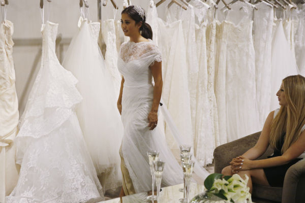 "<div class=""meta ""><span class=""caption-text "">THE BACHELOR: SEAN AND CATHERINE'S WEDDING - Sean Lowe and Catherine Giudici, the latest to join other ""Bachelor"" couples who have walked down the aisle, will share a dramatic new chapter of their love story with millions of viewers and Bachelor Nation when ABC televises their much anticipated wedding - live, on ""The Bachelor: Sean and Catherine's Wedding,"" SUNDAY, JANUARY 26, 2014 (8:00-10:00 p.m., ET), on the ABC Television Network. This will mark the first time ever a ""Bachelor"" wedding has been telecast live. (ABC/Greg Zabilski) CATHERINE GIUDICI, CHRISTA OSHER (ABC Photo/ Greg Zabilski)</span></div>"