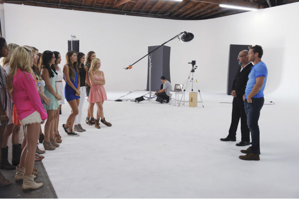 "<div class=""meta image-caption""><div class=""origin-logo origin-image ""><span></span></div><span class=""caption-text"">THE BACHELOR - ""Episode 1802"" - Thirteen women meet up with the handsome single dad for a photo shoot benefitting Best Friends Animal Society, an organization that focuses on the plight of animals in need. Each bachelorette is assigned a dog and takes a photo with the pup and Juan Pablo. However, when several revealing costumes are unveiled, two women go into an emotional tailspin and have second thoughts about whether they should continue with the shoot. Lucy rushes to the aid of one of her struggling counterparts by offering to go ""au natural."" But at that evening's after party, one woman steals the spotlight when she has a meltdown over not getting one-on-one time with Juan Pablo and derails the night. Will Juan Pablo forgive this bachelorette and chalk up the outburst to nerves or will this be the end of the line for her? - on ""The Bachelor,"" MONDAY, JANUARY 13 (8:00-10:01 p.m., ET), on the ABC Television Network. (ABC/Todd Wawrychuk) THE BACHELORETTES, JUAN PABLO GALAVIS (ABC Photo/ Todd Wawrychuk)</span></div>"