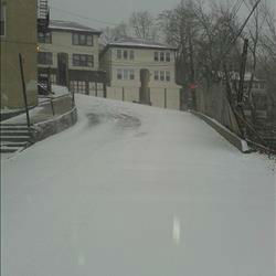 Heavy snow blankets the region in a white frenzy - January 21, 2014