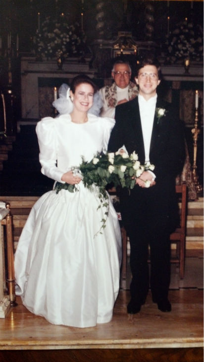New Yorker Jessica Guff got married 25 years ago