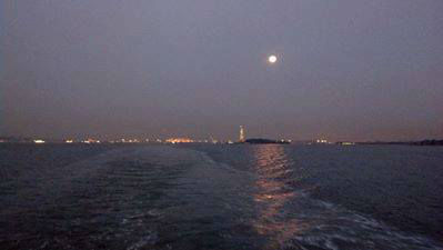 Sent in by Joan Cheslen on the Staten Island Ferry