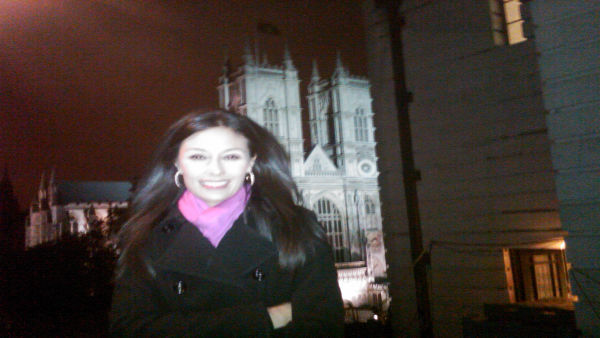 "<div class=""meta ""><span class=""caption-text "">Eyewitness News anchor Liz Cho and reporter Kemberly Richardson travel to London to cover the Royal Wedding.  Throughout their trip, they are sending back pictures.</span></div>"