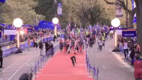 &#34;Marathon Weekend&#34; kicked off Friday night with an Opening Ceremony. <span class=meta>(WABC Photo&#47; WABC)</span>