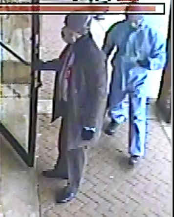 Police have released images of th suspects wanted in connection with a brazen jewelry store robbery in Ramsey