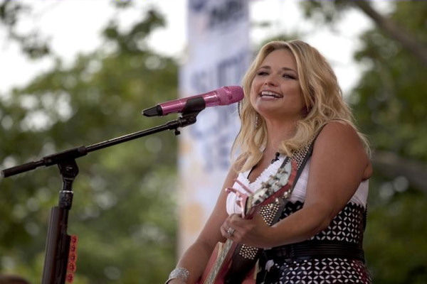 "<div class=""meta image-caption""><div class=""origin-logo origin-image ""><span></span></div><span class=""caption-text"">GOOD MORNING AMERICA - Country star Miranda Lambert performs as part of the GMA Summer Concert Series, on GOOD MORNING AMERICA, 7/8/11, airing on the ABC Television Network. (ABC/FRED LEE)</span></div>"