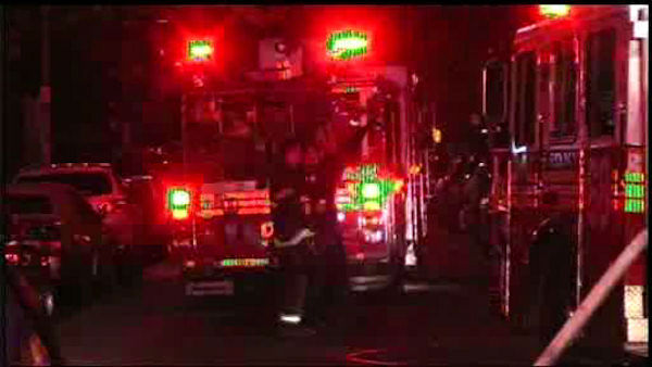Three young brothers were killed in the Bronx Friday night by a fire investigators say was caused by a candle in the kitchen.