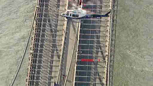 The Brooklyn Bridge was closed for over an hour on Memorial Day, while police searched an unattended vehicle.