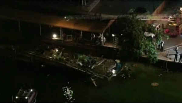 Miami-area sports bar deck collapse