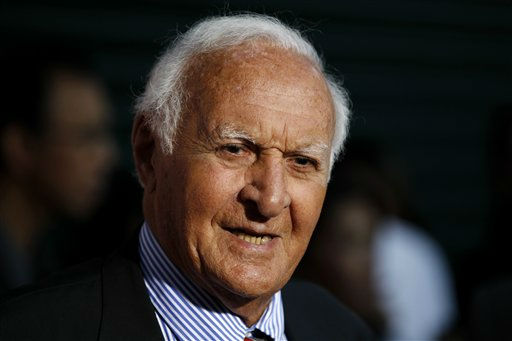 Robert Loggia arrives at &#34;Scarface&#34; Legacy Celebration Event in Los Angeles, Tuesday, Aug. 23, 2011. &#34;Scarface&#34; will be released on Blu-ray September 6, 2011.  &#40;AP Photo&#47;Matt Sayles&#41; <span class=meta>(AP Photo&#47; Matt Sayles)</span>
